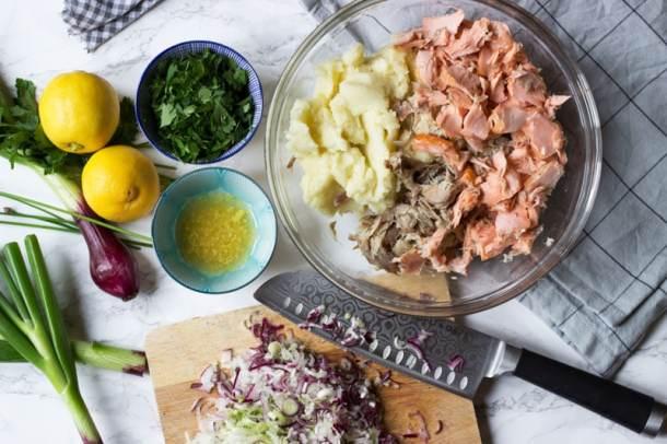 fishcake ingredients