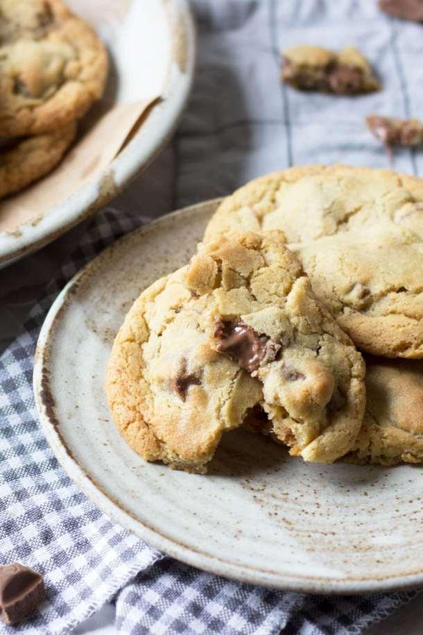 soft bake cookies