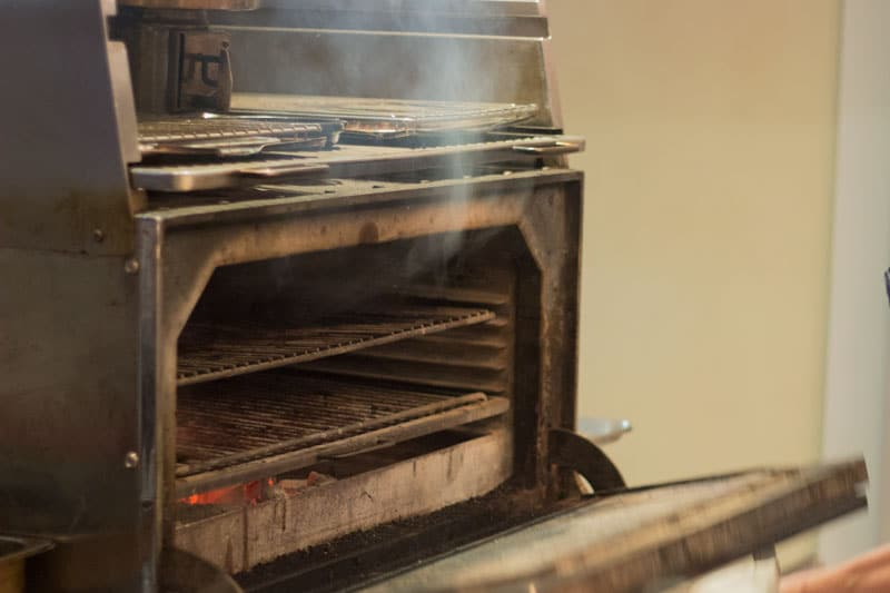 malmaison grill