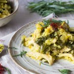 turkey sunshine risotto