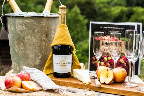 Thatchers Family Reserve picnic