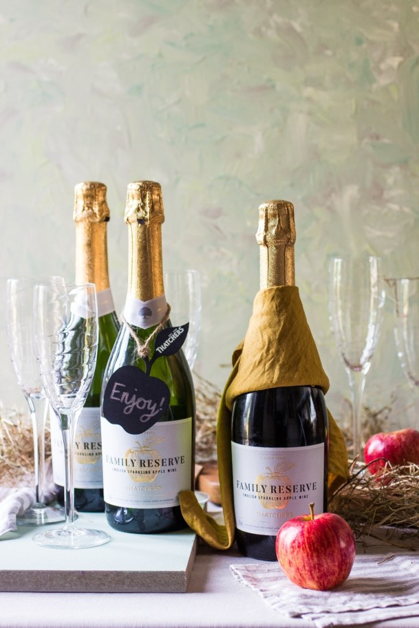 Thatchers family reserve sparkling wine