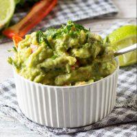 spicy guacamole recipe