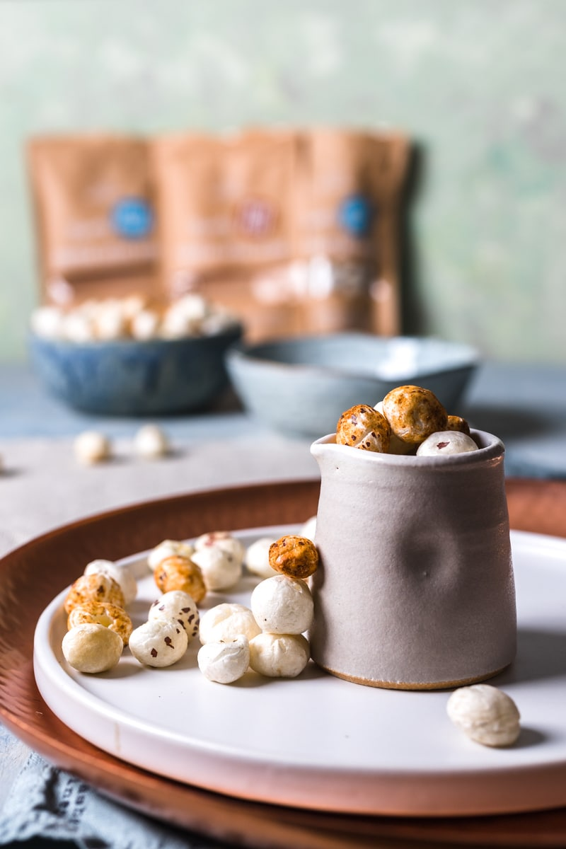 Image for Heavenly food company - popped lotus seed