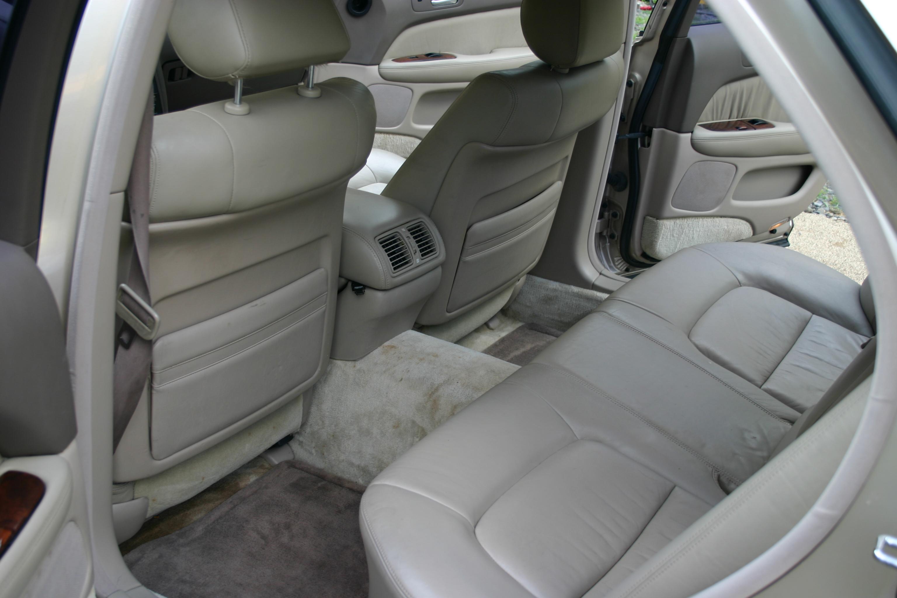 1995 Lexus LS400 Properinvestments