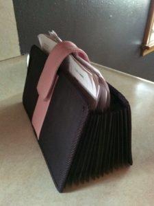 receipts-folder