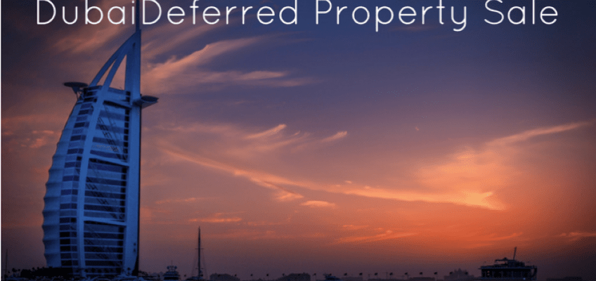 Deferred Property Sale in Dubai – A Transfer Scheme geared towards Institutional Investors