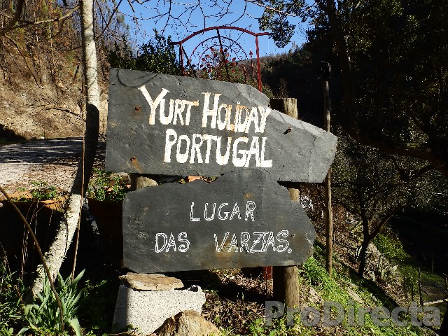 Yurt Holliday Portugal for sale
