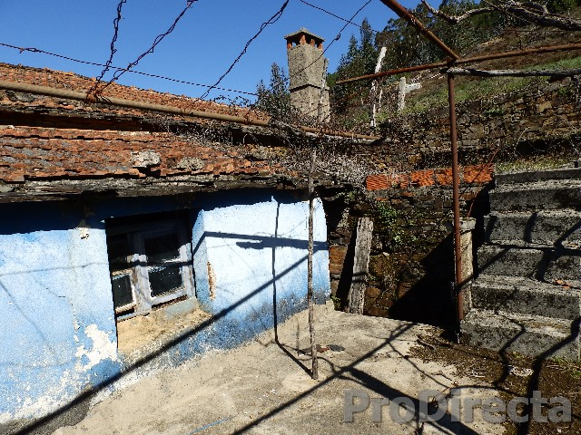 Old house in Stone Góis