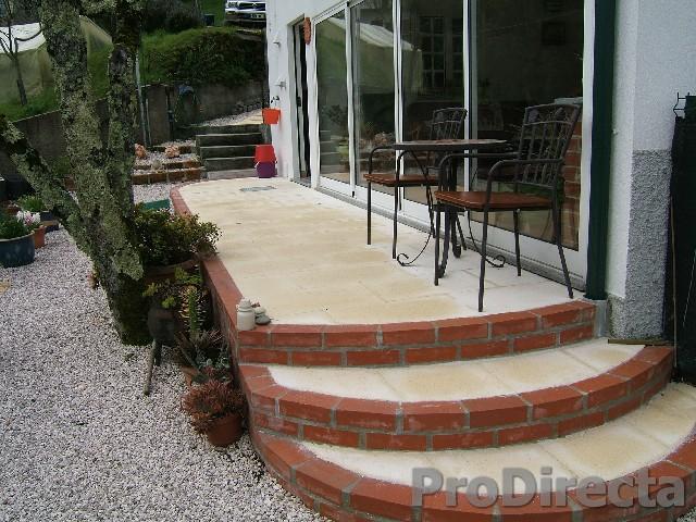 5. Garden Terrace