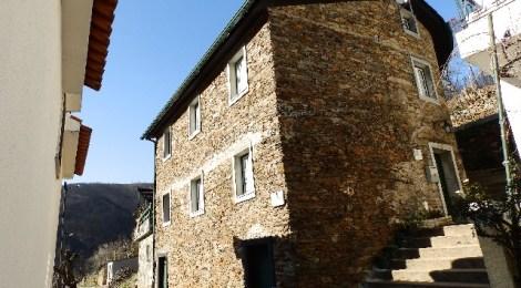 Large villa built schist stone at 3320 Pampilhosa da Serra, Portugal for 165000