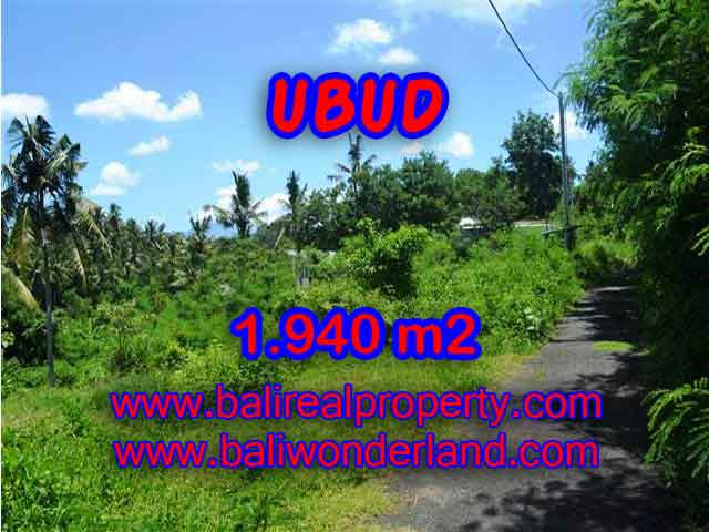 Amazing Land in Bali for sale in Ubud Center Bali – TJUB379