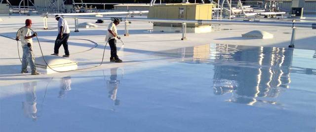 Benefits of Commercial Roof Coatings For Property Managers