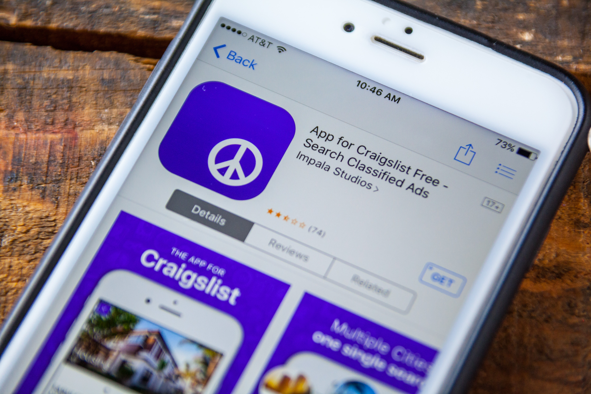 Las Vegas Nv September 22 2016 Craigslist Iphone App In Th