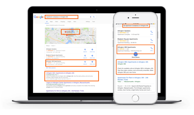 Rank First In Google Apartment Marketing Hacks For More Leases