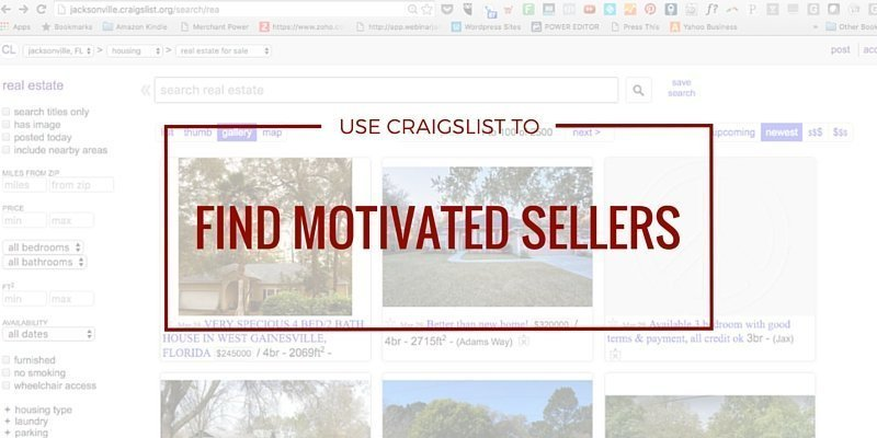 Do Craigslist Real Estate Ads Actually Work Property M O B