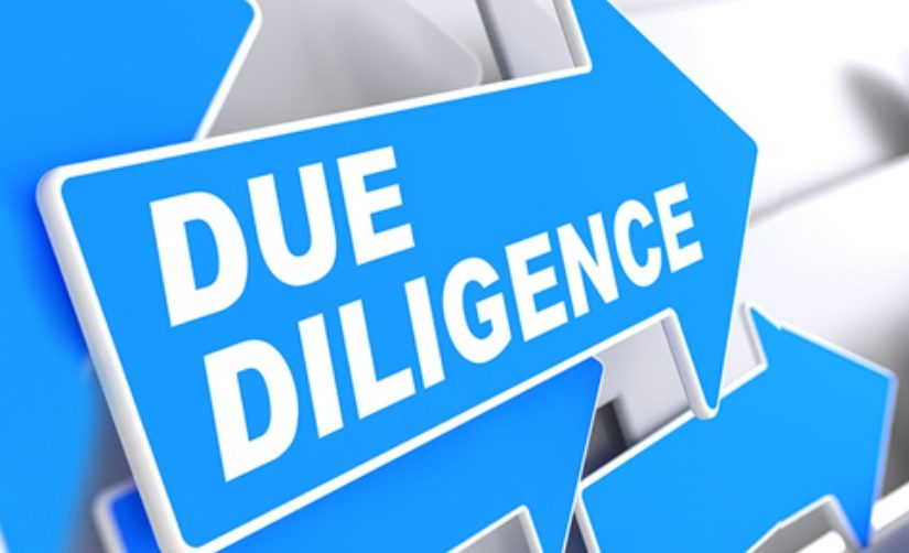due diligence real estate