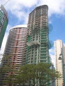Avant construction update November 2009 a