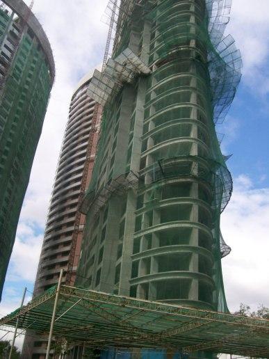 Contruction update Nov 2009 b
