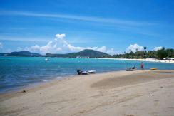 Beach Front Land Maenam