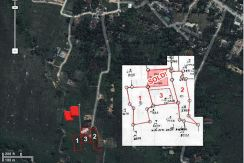 Great value land plots available for sale in Lamai on Koh Samui