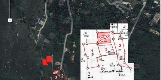 Great value land plots available for sale in Na Muang Koh Samui