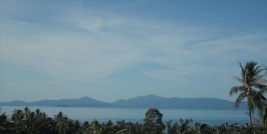 10 Rai of land for sale in Bang Por on Koh Samui