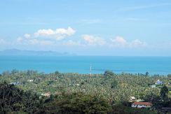Panoramic Sea View Land Development Lipa Noi Koh Samui