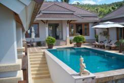 Furnished villa for sale in Bophut, Koh Samui