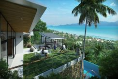 Exclusive New Land and Villas in Bophut on Koh Samui