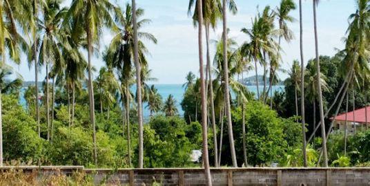 2 plots of land for sale in Bang Rak on Koh Samui