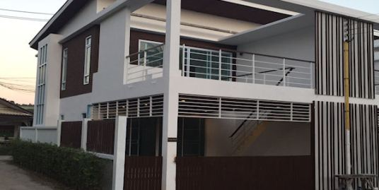 New Townhouse Development in Bophut on Koh Samui