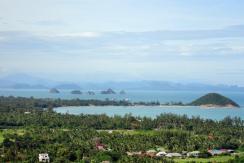 Sea View Nathon Land Sale Samui
