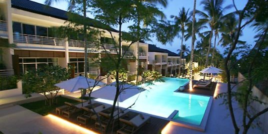 Freehold Condo at The Park Samui