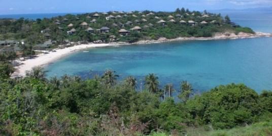 Plai Laem Beach Koh Samui With Planning