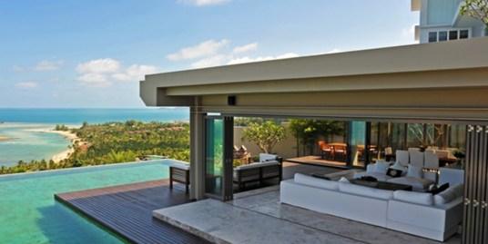 Modern Stunning Sea View Villa Choeng Mon