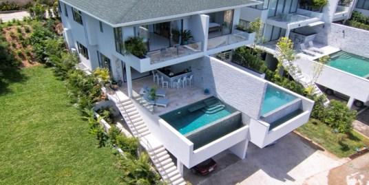 Duplex with Amazing Sea views Choeng Mon
