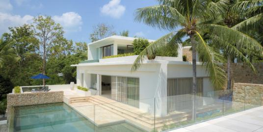 Sea View Villa Choeng Mon