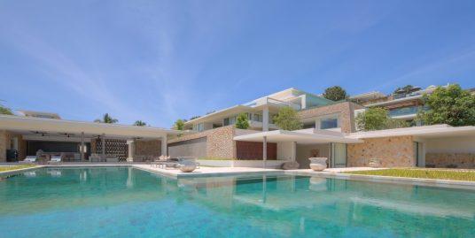 Luxury Sea View Villa Choeng Mon