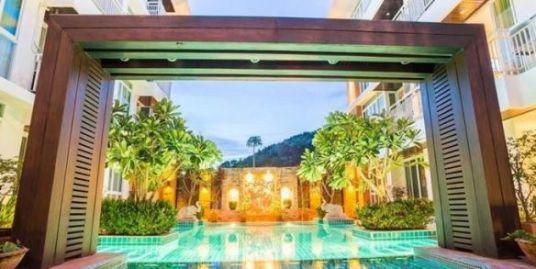 Freehold Luxury Condo Bophut Koh Samui