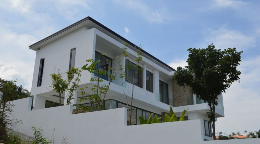Bophut Sea View Villa 1