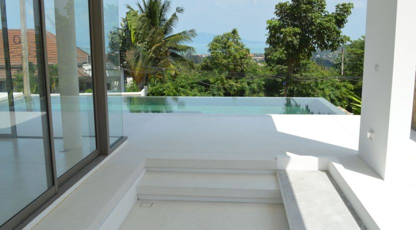 Bophut Sea View Villa 11
