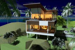 Lamai Sea View Villa Koh Samui