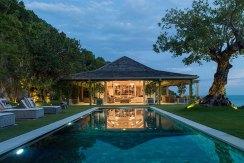 Magnificent 6-Bed Headland Villa, Laem Sor
