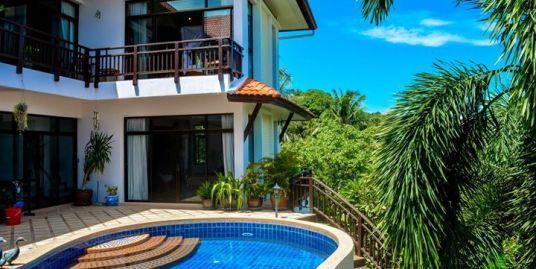 Luxury Villa Bangpor Incredible Seaviews
