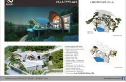 Award Winning Villa Laem Set Koh Samui