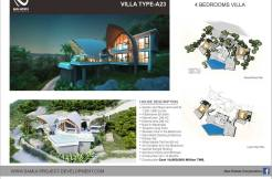 Award Winning Villa Laem Set Koh Samui