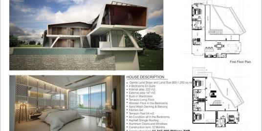 Modern Villa Khun Bodin Koh Samui