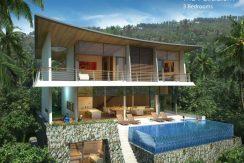 Award Winning Sea View Villa Plai Laem