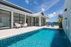 Luxurious New Sea View Villa Plai Laem